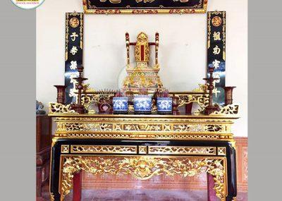 Dịch vụ thiết kế bàn thờ đẹp