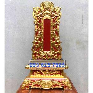Bài vị thờ sơn son thếp vàng