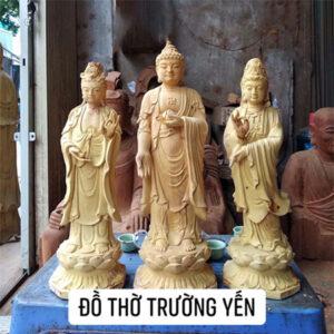 Mẫu tượng tam thánh