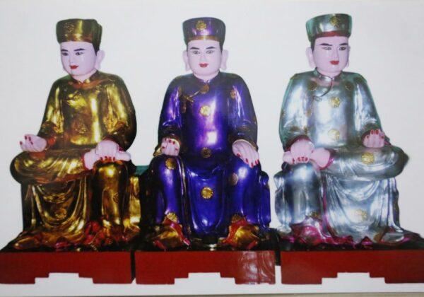 Tượng thờ ba phổ hoàng