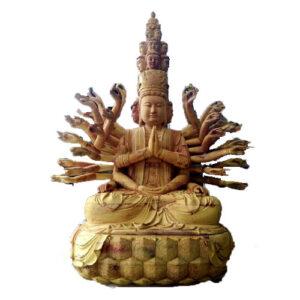 tượng thờ quan thế âm bồ tát