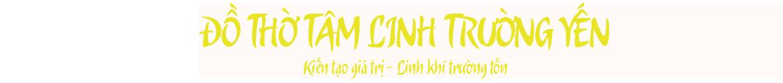 slogan đồ thờ trường yến