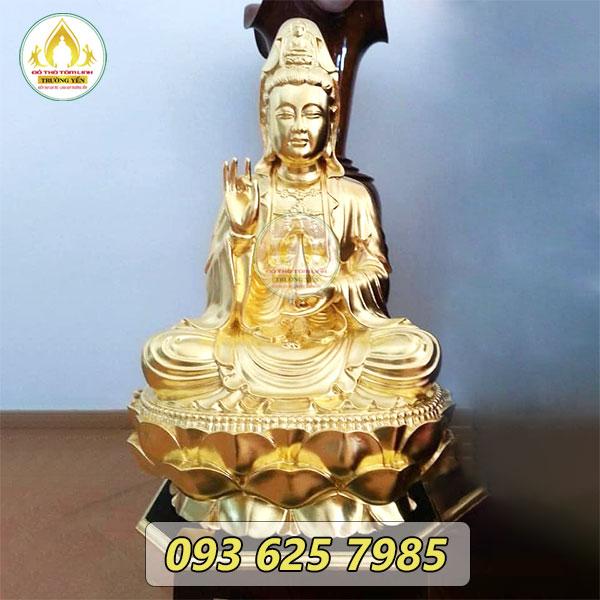 Tượng thờ Sơn Đồng đẹp hồn đất Việt